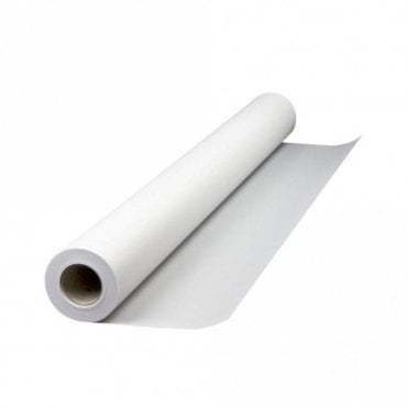 White Disposable Table Cover Roll - 1.14m x 100m